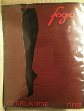 HALF PRICE SALE!! Vintage Fogal Guirlande 503 Fishnet Pantyhose