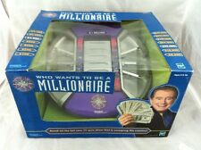 Who Wants To Be A Millionaire Game Tiger Electronics RARE Regis Philbin