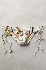 NEW ANTHROPOLOGIE Size L Large Mix-and-Match Side-Tie Bottom Swimsuit Bikini NWT
