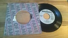 """7"""" Pop Wham! - Wake Me Up Before You Gogo (2 Song) COLUMBIA US disc only"""