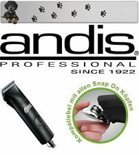 ANDIS AGC 2 SPEED SHAVING MASHINE WITH SHEAR HEAD WITH SHAVING HEAD 1,5 MM NEW