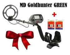 MD Goldhunter Green Metalldetektor