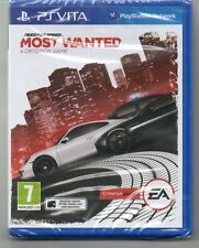 "Need For Speed Most Wanted ""Nuevo y Sellado' * PS Vita *"