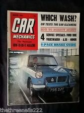 CAR MECHANICS - A55 SERVICE SPECIAL - MARCH 1965