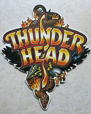 Thunderhead ‎– Young And Useless  PROMO CD  GUN Records – GUN 029  shaped sleeve