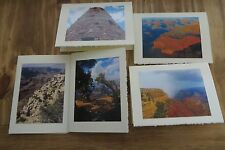 5 Handmade Photo Greeting Cards Blank Cards Grand Canyon Landscape Great Gift
