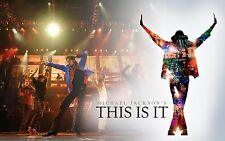 Michael Jackson - This Is It (Blu-ray, 2010)