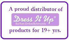 DRESS IT UP BUTTONS - Transformer Package  Discontinued Private Listing