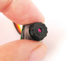 1g weight 0.008 low lux 520TVL HD mini night vision camera for DIY RC drone