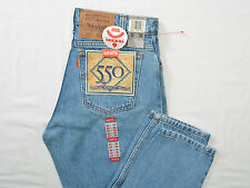VTG NWT Levis Orange Tab Jeans 550 Relaxed Fit Tapered Leg 32X30