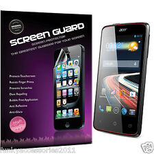 2 Pack High Quality Excellent Scratch Screen Protector for Acer Liquid Z4 Duo