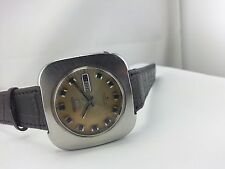 Vintage  seiko  Automatic  Watch  For  Men's