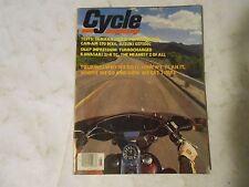 AUGUST 1978 CYCLE MAGAZINE,YAMAHA DT175E,CAN-AM 370 MX4,SUZUKI GS750EC,KAWA Z1-R