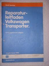 Bus T2 T3 Reparaturanleitung 1,9L Motor+Zylinderkopf+Ventile+Kühler+Tank+Auspuff