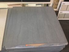 60x60cm ITALIAN GREY MATT PORCELAIN WALL & FLOOR TILE TILES  £19.99 PER SQM