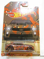 HOT WHEELS CAMOUFLAGE WALMART EXCLUSIVE '12 CAMARO ZL1 CONCEPT #3/6