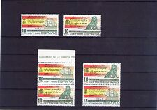 Spain small lot of Mint Never Hinged stamps 044
