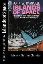 Islands of Space by John Campbell (2014, Paperback)