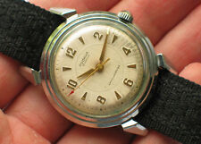 Collectible soviet RODINA - First automatic watch in USSR 1-MChZ *SERVICED* '50s