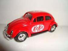CORGI DIECAST MODEL VW BEETLE - KITKAT LIVERY  LOW PRICE - LOOK !!!!