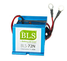 BLS-72N Battery Life Saver for 72-volt battery systems. GEM, FORD THINK, ZEN
