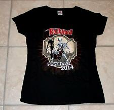 Rock Hard Festival 2014 Konzert Shirt Gr M (Tesla, Monster, Pretty Maids) No 2