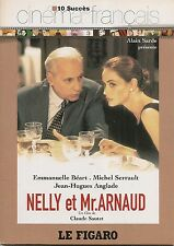 DVD ZONE 2--NELLY & MR.ARNAUD--SAUTET/BEART/SERRAULT/ANGLADE