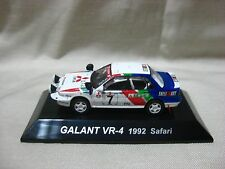 MITSUBISHI GALANT VR-4 1992 Safari 1:64 Scale CM's Rally Car Collection