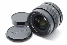 *exc++* Contax Carl Zeiss Distagon T 28mm F/2.8 MMJ Lens from JAPAN