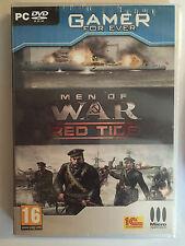 JEU PC neuf **MEN OF WAR Red Tide** Stratégie Action Guerre