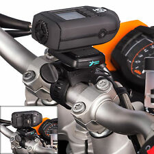 Motorcycle Quick Release Camera Plate + Helix Strap for Drift HD Ghost / Ghost S
