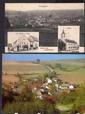 107806 2 AK Leibenstadt 1919 Kirche Gasthaus zum Adler Hch. Jlzhöfer