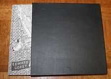 THE BETRAYED CONFIDENCE EDWARD GOREY SIGNED LIMITED EDITION WITH EXTRA PLATE