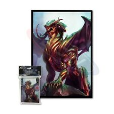 Max Protection 100 MTG standard Card Sleeves Deck Protector Sentinel