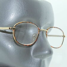 Reading Glasses Super Petite Extra Small Tortoise Gold Frame +1.75 Lens Strength