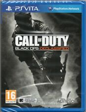 Call OF DUTY: BLACK OPS declassificate GIOCO PS VITA PLAYSTATION ~ NUOVI / SIGILLATI
