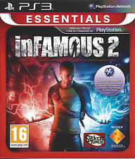 INFAMOUS 2 for Playstation 3 PS3