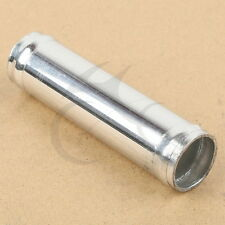"""Alloy Aluminum Hose Adapter Joiner Pipe Connector Silicone 20mm 0.79""""inch 76mm"""