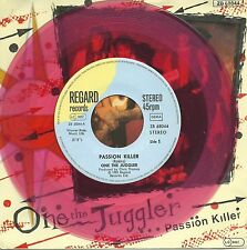 "One The Juggler - Passion Killer: Pink Vinyl & Product-Facts (7"" Single 1988)"