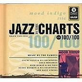 Various - Jazz in the Charts, Vol. 100/100 (Mood Indigo, 1954)  CD  NEW