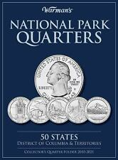 Warman&#39s Collector Coin Folders: National Parks Quarters : 50 States...