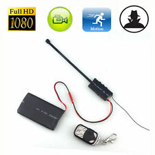 Full HD 1080P 12MP DIY Module Spy Covert Camera Remote Control Digital Video DVR
