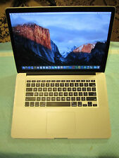 Apple RETINA Macbook Pro 15in 2013 16GB RAM, Nvidia