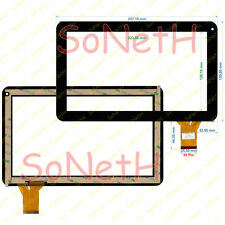 "Vetro Touch screen Digitizer 10,1"" VTC5010A22-FPC-2.0 Nero"