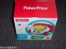 NEW FISHER-PRICE CHATTER TELEPHONE  PULL-ALONG FUN WITH MOVING EYES & FUN SOUNDS