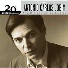 20th Century Masters: The Millennium Collection by Antonio Carlos Jobim (CD,...