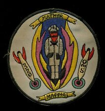 USAF 32nd OMS Mather AFB Patch S-23