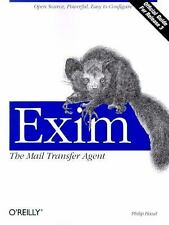 NEW - Exim: The Mail Transfer Agent by Hazel, Philip