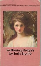 Wuthering Heights by Emily Brontë (1983, Paperback)
