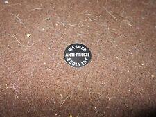 1961 - 1968 CADILLAC ELDORADO SEVILLE DEVILLE WINDSHIELD WASHER BOTTLE CAP DECAL